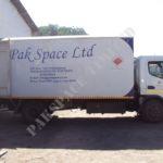 Pakspace truck